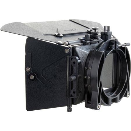 "Cavision 3x3"" Hard Shade Matte Box with Top and Side Flaps"