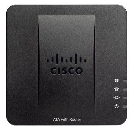 Cisco SPA122 Small Business ATA with Router