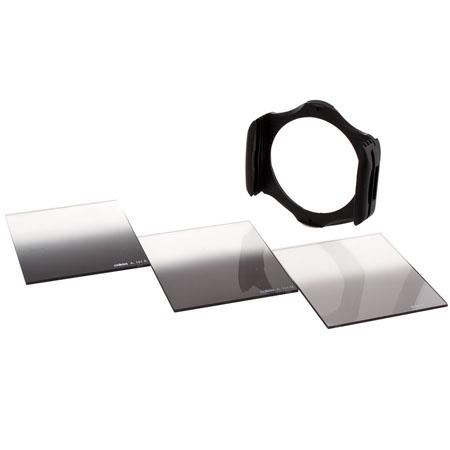 Cokin ND Graduated Filter Kit P Series, with Filter Holder & Graduated ND Filters #121L, 121M, 121S) image