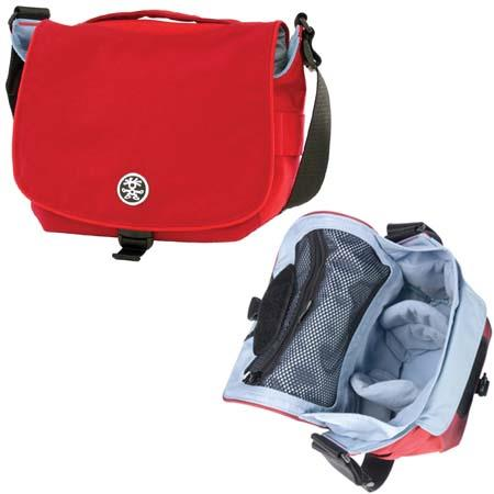 Crumpler 5 Million Dollar Home Photo Bag, Color: Dark Red / Red / Dark Blue image
