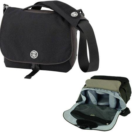 Crumpler 6 Million Dollar Home Photo Bag, Color: Black / Gun Metal / Lite Grey image