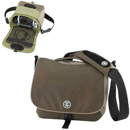 Crumpler 6 Million Dollar Home Photo Bag, Color: Dark Brown / Oatmeal / Pale Olive image