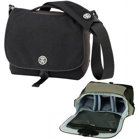 Crumpler 7 Million Dollar Home Photo Bag, Color: Black / Gun Metal / Lite Grey image