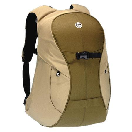 "Crumpler The Karachi Outpost Photo/ Laptop Backpack, for Screens up to 17"", Color: Dark Brown / Oatmeal / Lite Oatmeal image"