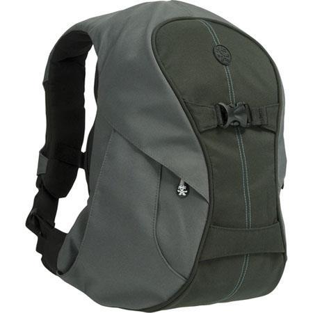 Crumpler The New Karachi Outpost Backpack, Small, Gun Metal/Grey image