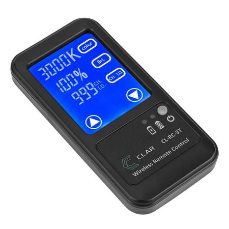 CLAR RC-3T Remote for RX-TDX Series Flex-Lite