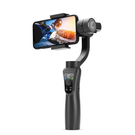 CLAR 3-Axis Handheld Gimbal Stabilizer for Smartphones and Action Cam