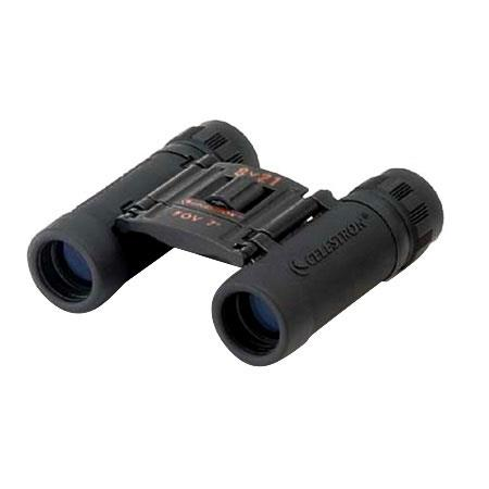 Celestron 8 x 21 UpClose Series, Weather Resistant Roof Prism Binocular with 7.0° Angle of View, U.S.A. image