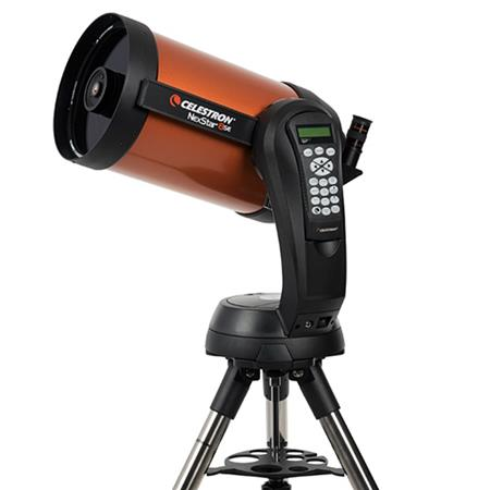 "Celestron NexStar 8"" Schmidt-Cassegrain Telescope, Special Edition Package with Orange Tube & XLT Coatings image"