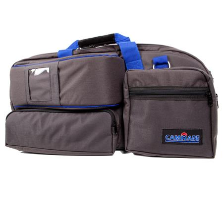 CamRade CB-650 camBag Carrying Case for Panasonic AG HPX 300, Sony HXC 100, Grass Valley LDK 700 and Similar Size Camcorders