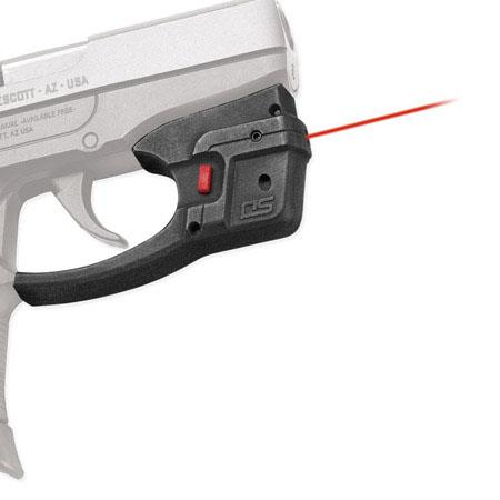Crimson Trace DS-122 Defender Series Accu-Guard Red Laser Sight for Ruger LCP Pistols