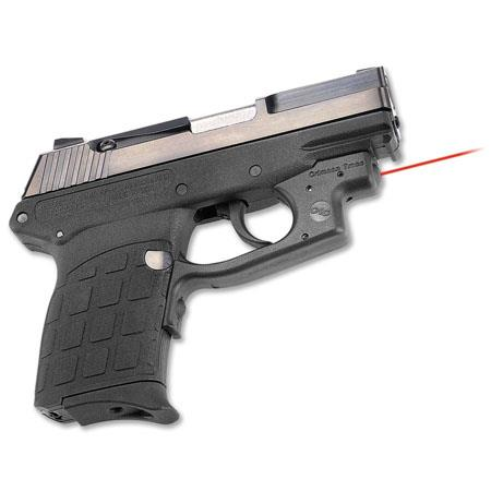 Crimson Trace LG-435 Laserguard Red Laser Sight for Kel-Tec PF9 Pocket Pistol, with Holster