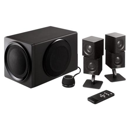 Creative Labs T6 Series II 2.1 Wireless Surround Sound Speaker System