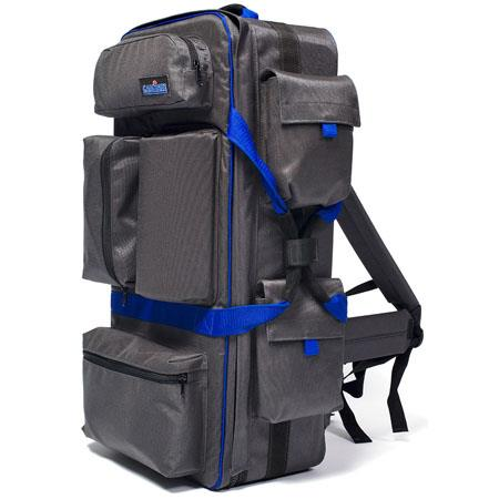 CamRade TravelMate 640 Camcorder Backpack for Cameras up to 25.19