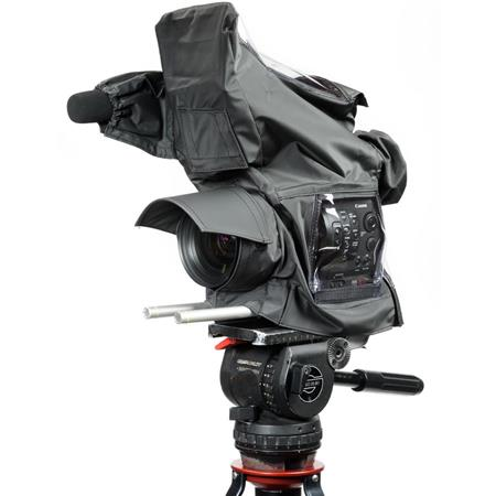 CamRade WS C300 Wetsuit, Black for the Canon EOS C300/500 Camcorder