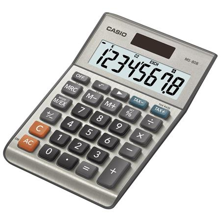 Casio MS-80S Desktop Calculator