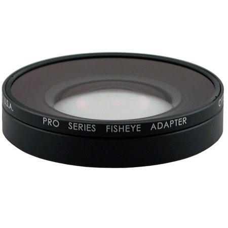 Century Optics Fisheye Auxiliary Lens for Sony HDR-FX7 & HVR-V1U HDV Camcorders,With Bayonet Mount