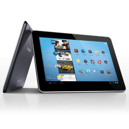 "Coby Kyros 10.1"" Capacitive Touchscreen Tablet, Cortex-A5 1GHz, 1GB RAM, 8GB Flash, Android 4.0, Wi-Fi,"