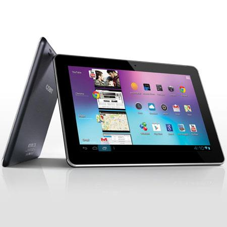 "Coby MID1065-8 10.1"" Capacitive Multi-Touch Android Tablet, Cortex-A9 Dual Core 1.2GHz, 1GB RAM, 8GB Flash, Android 4.0, Wi-Fi"