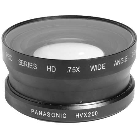 Century Optics .75x Wide Angle Adapter Lens with Bayonet Mount for the Panasonic HVX-200 Camera
