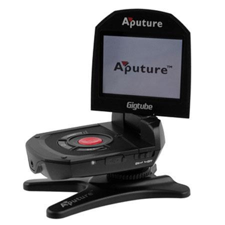 Adorama Aputure Gigtube, Digital Screen Remote Viewfinder for Nikon D700 /D300 /D300s/D3/D3x/D200/D2Xs/D2Hs/D2x/D2H Cameras image