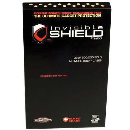 Shieldzone invisibleSHIELD Screen Protector for the BlackBerry 8300, 8310, 8320 Curve Cellphones image