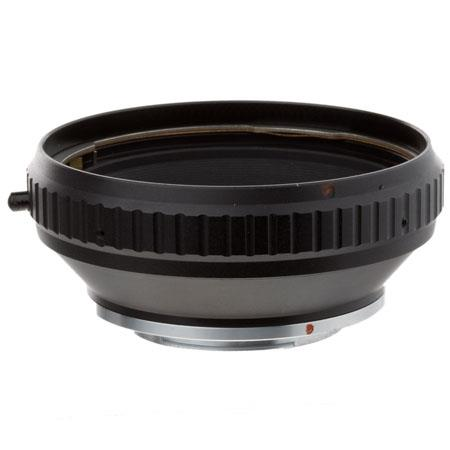 Pro Optic Brass Hasselblad Lens to Nikon Body Mount Adapter