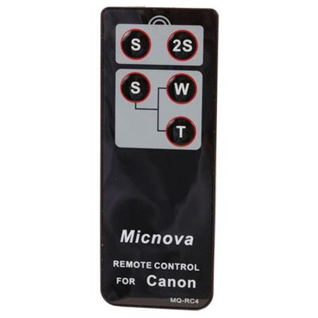 DLC Infrared Remote Release RC6 Type D for Canon 7D, 5D Mark II Cameras
