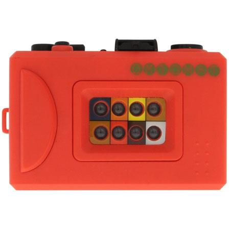 Lomography Oktomat 35mm Camera with 8 Built in Lenses. image