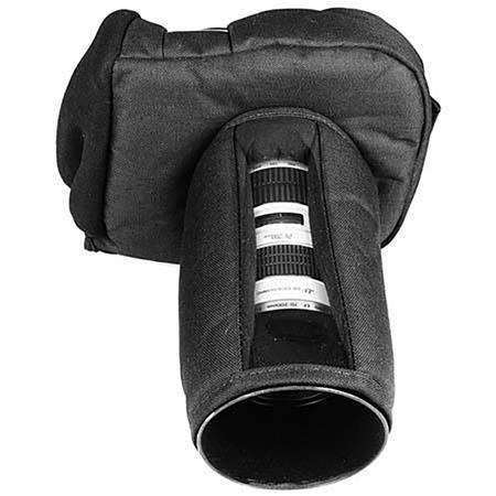 Camera Muzzle Sound Muffling Enclosure for Canon and Nikon Digital SLRs