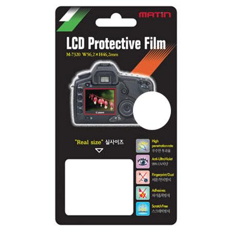 Matin LCD Screen Protector for Canon EOS-30D Digital Camera