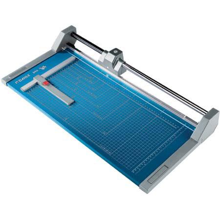 "Dahle 28-1/4"" Cut Professional Series, High Capacity Rolling Blade Rotary Trimmer image"