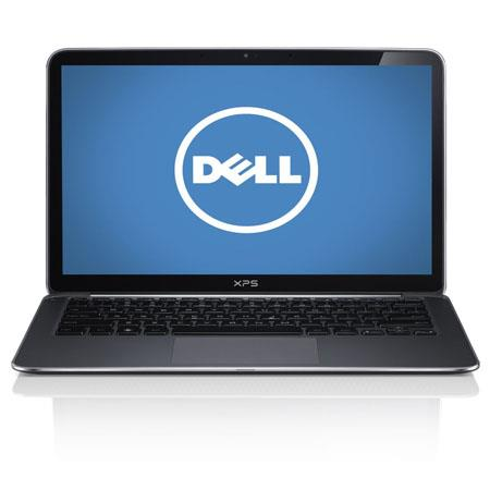 "Dell XPS 13 13.3"" Notebook Computer, Intel Core i5-3337U 1.8GHz, 8GB RAM, 256GB SSD, Windows 8 Home Premium, Silver Anodized Aluminum"