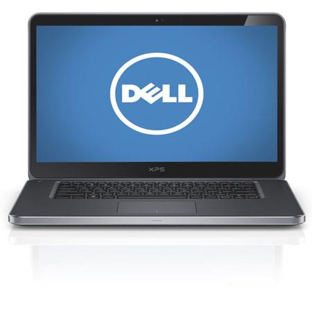 "Dell XPS 15 15.6"" Notebook Computer, Intel Core i7-3632QM 2.2GHz, 12GB RAM, 750GB HDD+32GB SSD, Windows 8 Home Premium, Silver Anodized Aluminum"