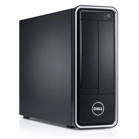 Dell Inspiron I660S-3077BK Desktop Computer, Intel Pentium G630 2.70GHz, 4GB RAM, 1TB HDD, Windows 7 Home Premium 64-bit (Upgradable to Win 8 Pro)