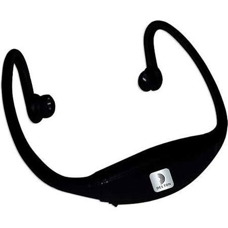 Delton X9 Thunder Behind-the-Head Stereo Bluetooth Headset with Music Controls