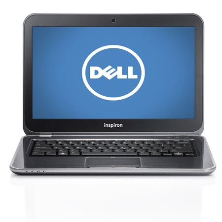 "Dell Inspiron 13z 13.3"" Notebook Computer, Intel Core i3-3217U 1.8GHz, 6GB DDR3 RAM, 500GB HDD, Windows 8 Home Premium 64-bit, Silver"