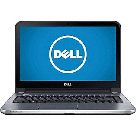 "Dell Inspiron 14R 14"" Touchscreen Notebook Computer, Intel Core i5-4200U 1.6GHz, 8GB RAM, 1TB HDD, Windows 8 64-Bit, Silver"