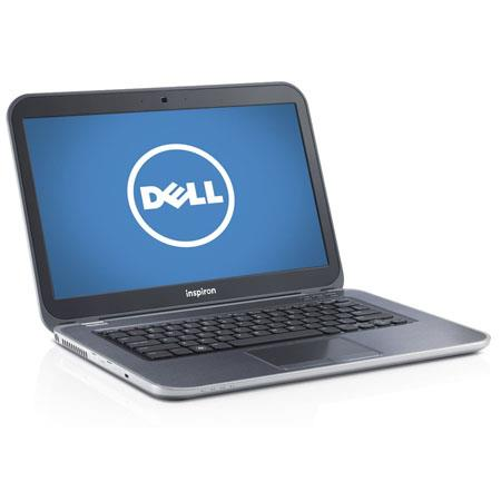 "Dell Inspiron 14z 14"" Ultrabook Computer, Intel Core i5-3317U 1.7GHz, 8GB DDR3 RAM, 500GB HDD+32GB SSD, Windows 8 Home Premium 64-bit, Silver"
