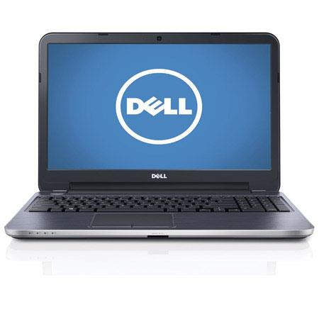 "Dell Inspiron 15R 15.6"" LED Notebook Computer, Intel Core i7-4500U 1.8GHz, 8GB RAM, 1TB HDD, Windows 8, Moon Silver"