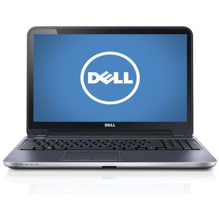 "Dell Inspiron 15R 15.6"" Touchscreen Notebook Computer, Intel Core i5-4200U 1.6GHz, 6GB RAM, 500GB HDD, Windows 8 64-Bit, Silver"