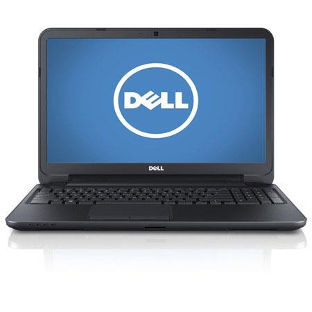 "Dell Inspiron 15 15.6"" LED Notebook Computer, Intel Core i3-3217U 1.8GHz, 4GB RAM, 500GB HDD, Windows 8 64-bit"