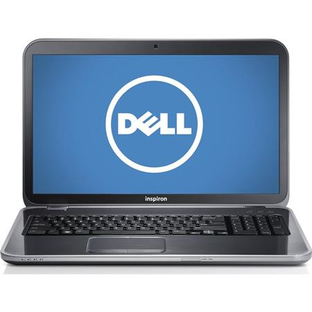 "Dell Inspiron 17R 17.3"" Notebook Computer, Intel Core i3-3110M 2.40GHz, 6GB DDR3 RAM, 750GB HDD, Windows 8 64-Bit, Silver"