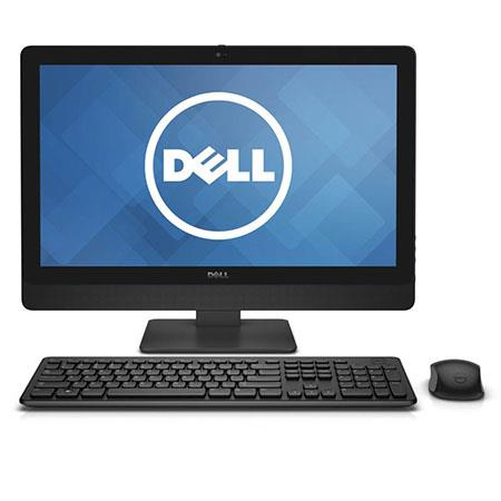 "Discount Electronics On Sale Dell Inspiron I5348-4444 23"" All-in-One Touchscreen Desktop Computer, Intel Core i3-4130 Dual-core 3.4GHz, 8GB RAM, 1TB HDD, Windows 8.1"