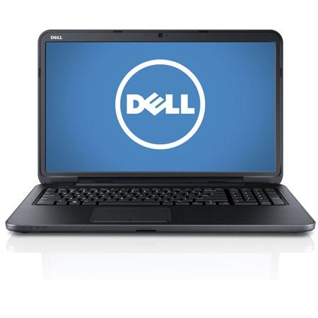 "Dell Inspiron I17RV-5545BLK 17.3"" LED Notebook Computer, Intel Pentium 2127U 1.9GHz, 4GB DDR3 RAM, 500GB HDD, Windows 8 Home Premium"