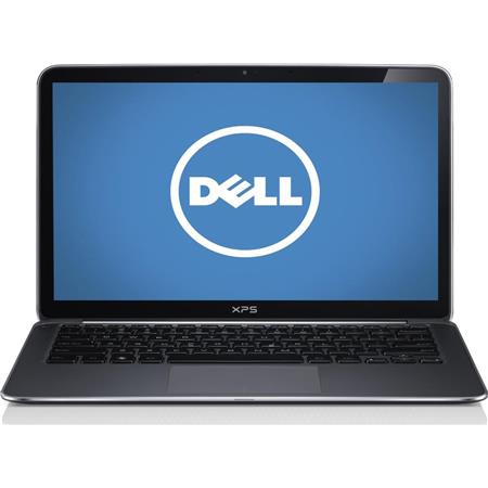 "Dell XPS 13 13.3"" Ultrabook Computer, Intel Core i5-3317U 1.7GHz, 8GB DDR3 RAM, 256GB SSD, Windows 8 Home Premium 64-bit, Silver"