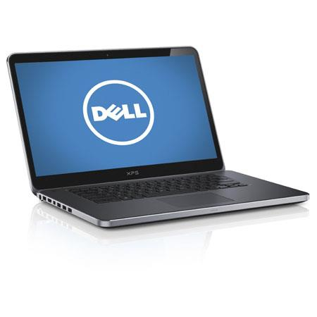 "Dell XPS 15 15.6"" Notebook Computer, Intel Core i7-3632QM 2.20GHz, 8GB DDR3 RAM, 750GB HDD+32GB SSD, Windows 8 Home Premium 64-bit, Silver"