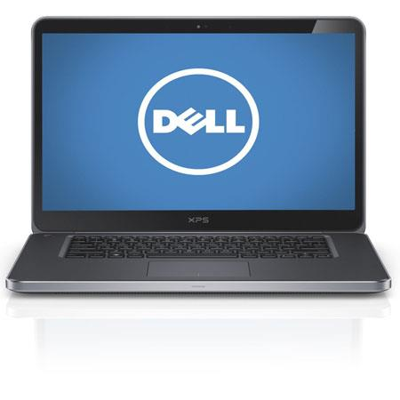 "Dell 15"" XPS Notebook Computer, Intel Core i5-3210M 2.50GHz, 500GB 7200RPM + 32GB SSD, 6GB RAM, Windows 7 Home Premium"