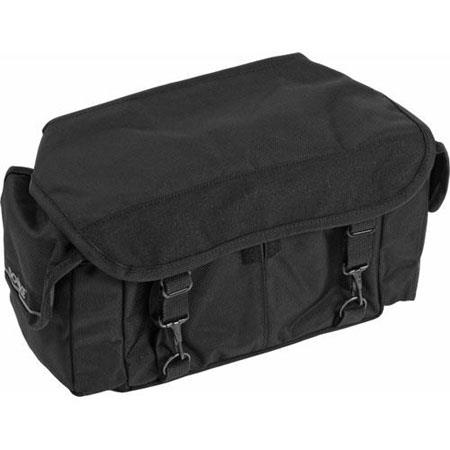 "Domke F-2B Original Camera Bag, ""Ballistic"" Black. image"