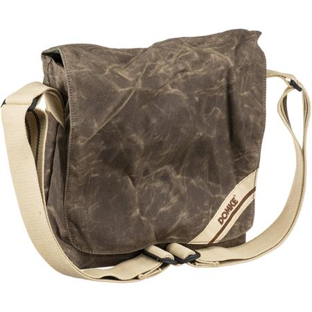 Domke F-831 Small Photo Courier Bag, Brown RuggedWear image